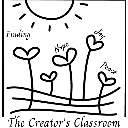 logo of the Creator's Classroom- so people will recognize it when they want to contact the Creator's Classroom or look for it in other media.