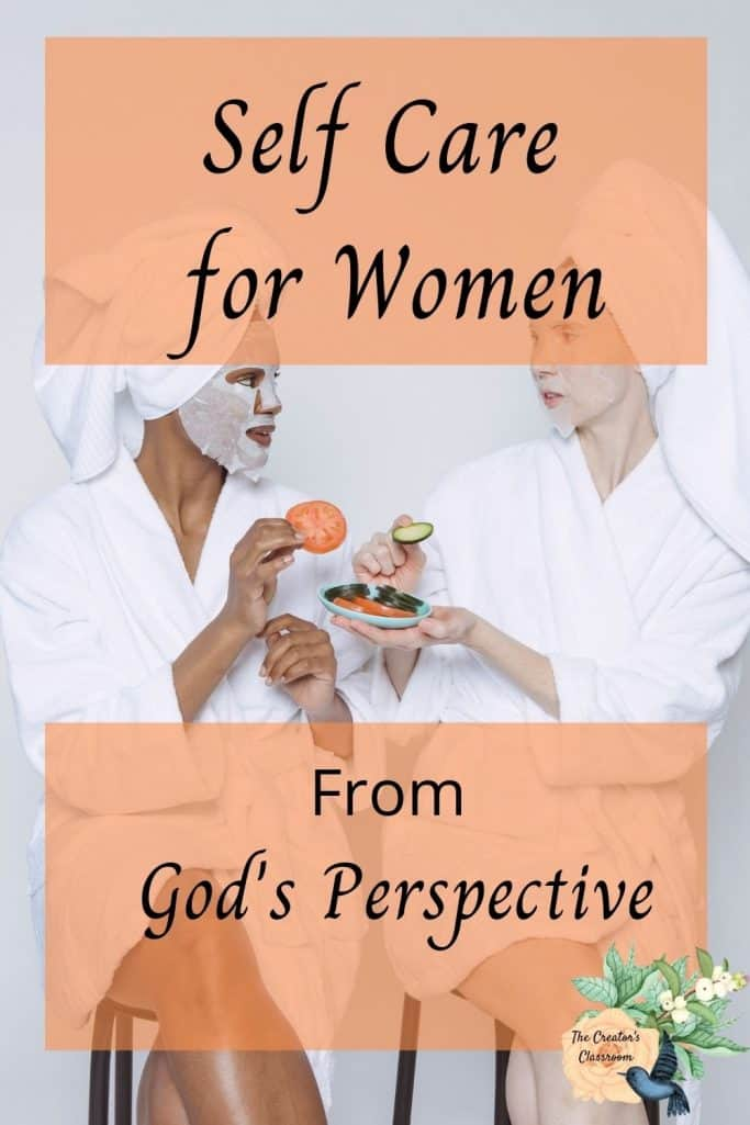 photo of two ladies participating in self-care for women